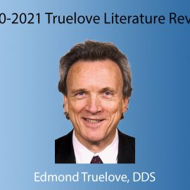 Truelove Literature Review On-Demand: November 2020