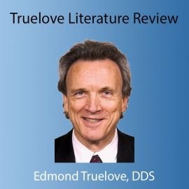 Truelove Literature Review On-Demand: May 2014