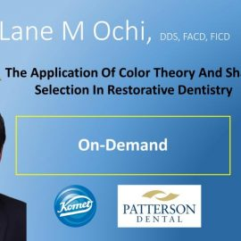 The Application of Color Theory and Shade Selection in Restorative Dentistry