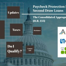 Paycheck Protection Program (PPP) Second Draw Loans
