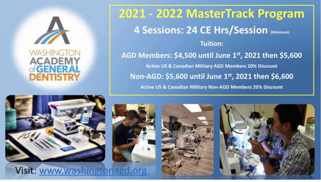 MasterTrack 2021-2022