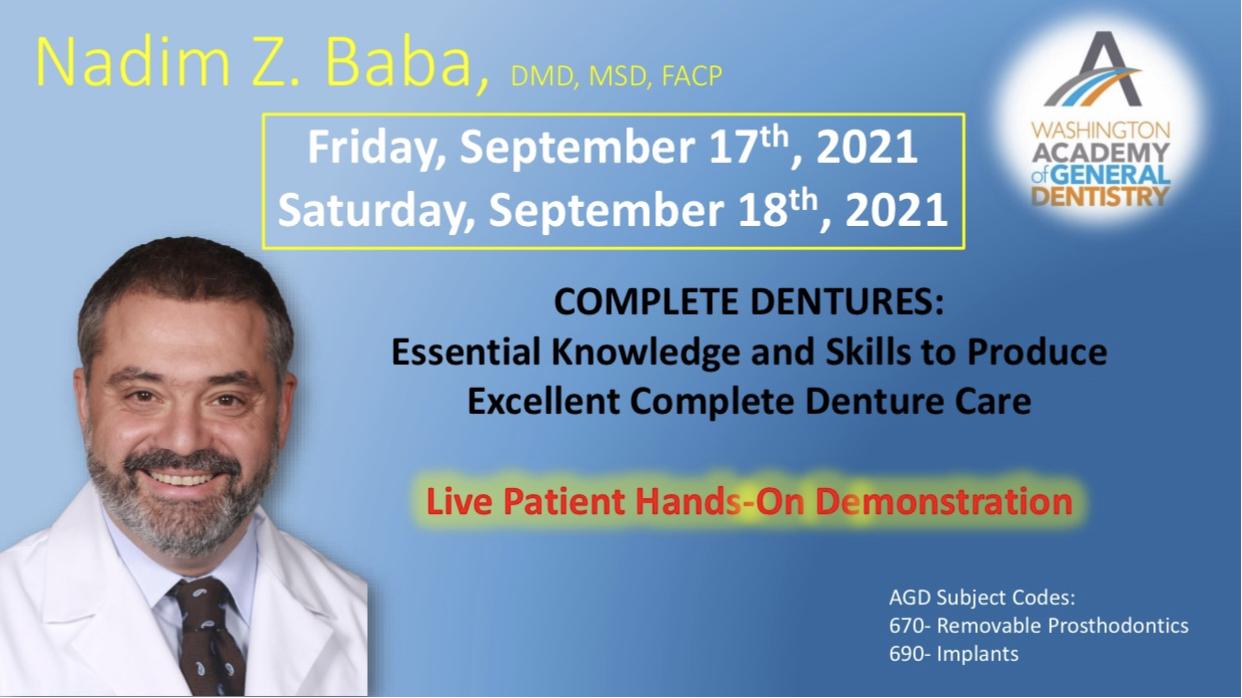 MasterTrack 2021 September Dr Baba