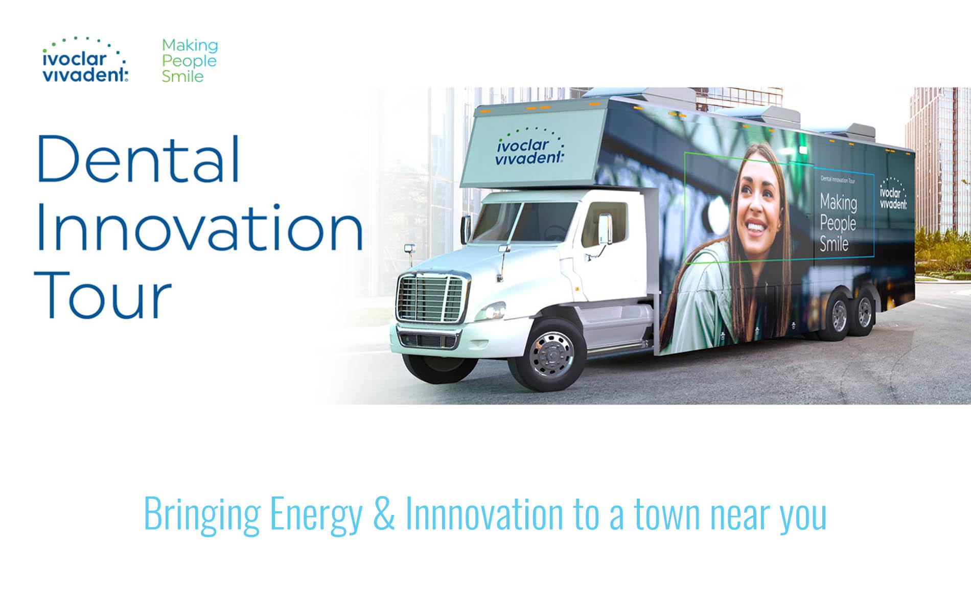 Ivoclar Vivadent's 2021 Dental Innovation Tour