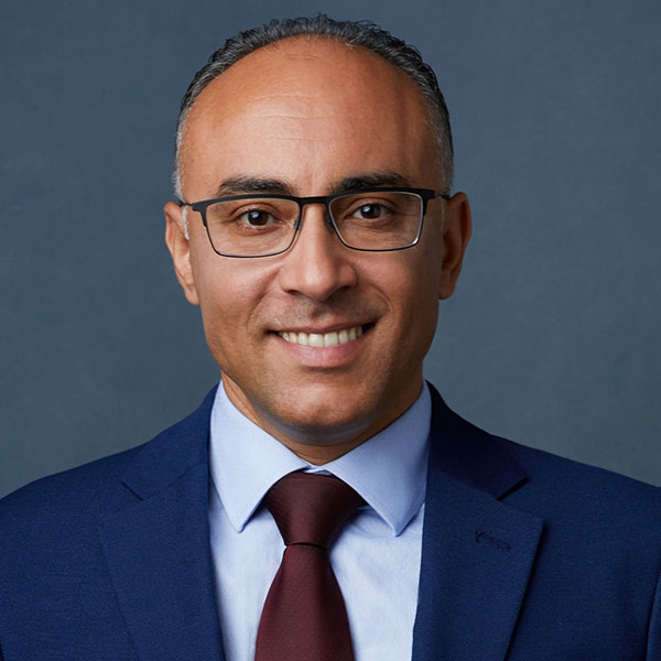 Dr. Alan Yassin