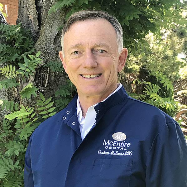 Dr. Graham McEntire