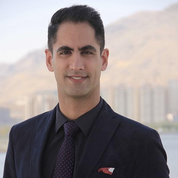 Omid Moghaddas DDS
